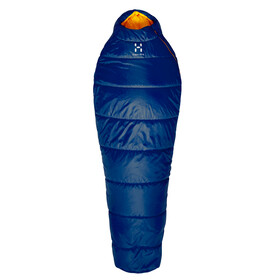 Haglöfs ARA +6 Sleeping Bag Junior Hurricane Blue